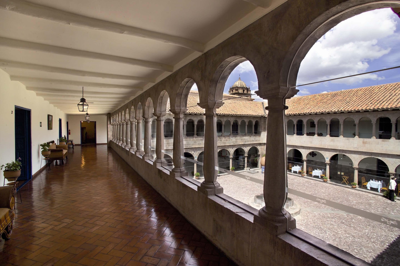 Vista Palacio del Inka
