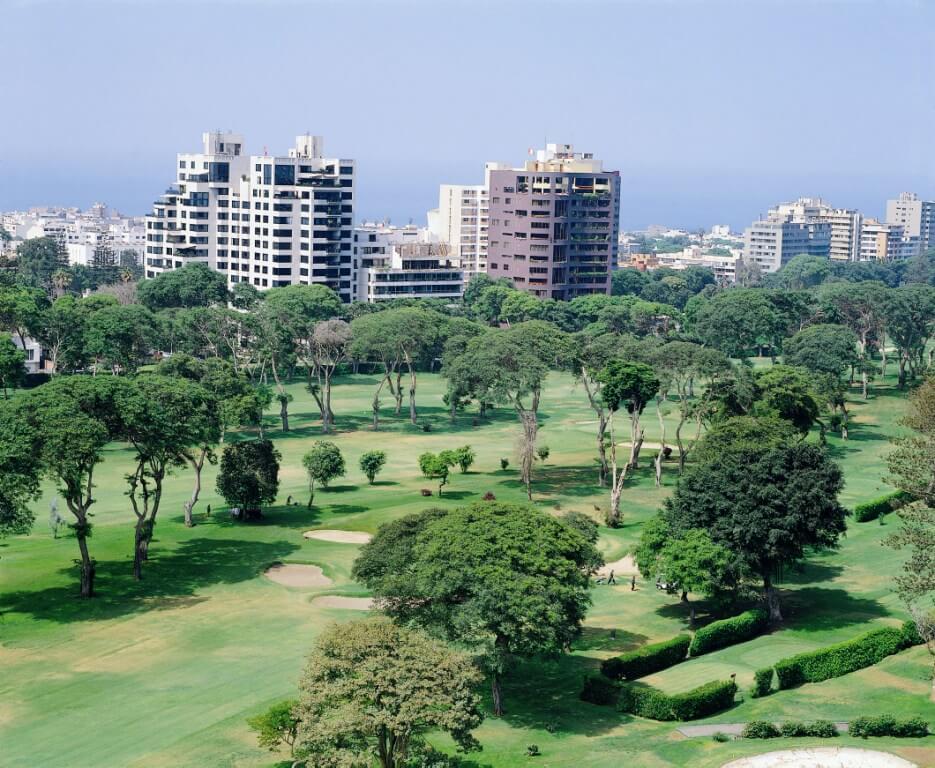 Libertador Lima view